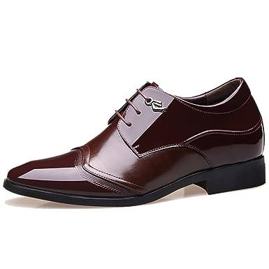 MKTSL Vier Jahreszeiten neue formale Herrenschuhe Business Schuhe Herren  Schnürschuhe Herrenhochzeitsschuhe (38) 008ad8d3a4