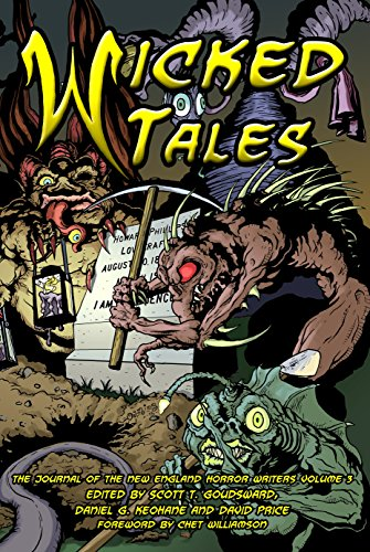 Books : Wicked Tales: The Journal of the New England Horror Writers, Volume 3