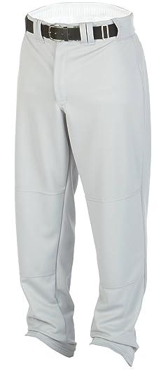 2557a02bf0c60 Rawlings Youth Relaxed Fit YBP31MR Baseball Pant, Blue Grey, Youth Medium