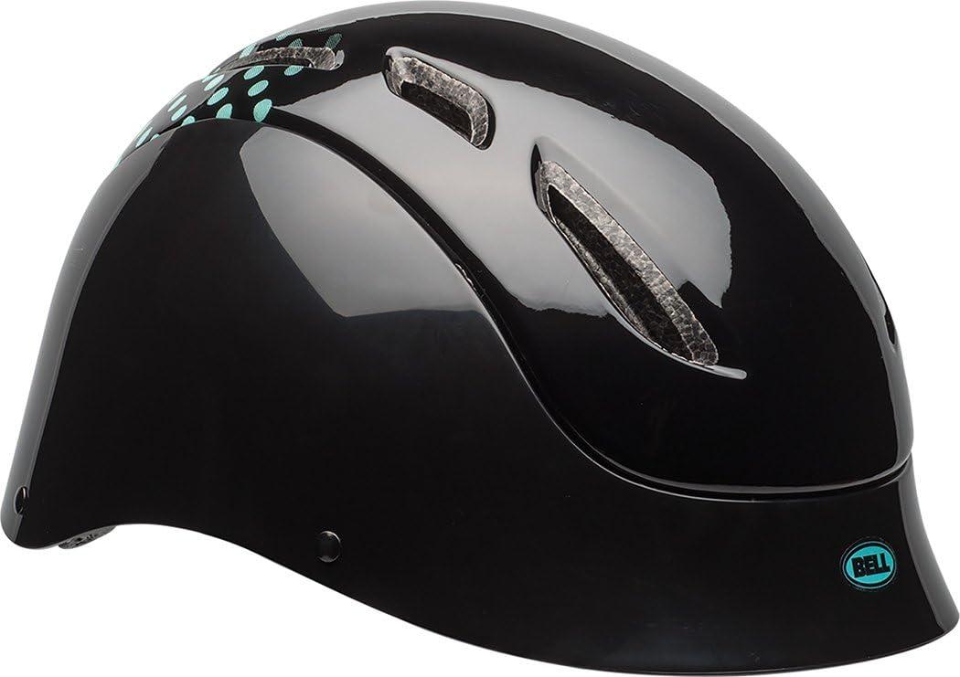 Bell Gamine Women's Helmet, Black/Vignette Iceberg