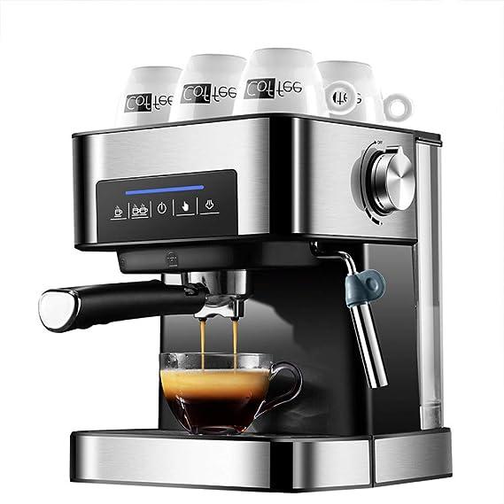 KOUDAG Cafetera Nueva máquina de café Espresso 20 Bar Cafetera de ...