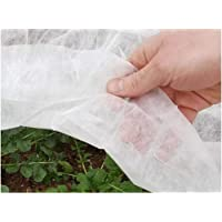 USA-Commerce Agribon AG-19 Floating Row Crop Cover/Frost Blanket/Frost Cloth/Garden Fabric Plant Cover
