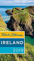 Wander rustic towns, emerald valleys, lively cities, and moss-draped ruins: with Rick Steves on your side, Ireland can be yours! Inside Rick Steves Ireland 2019 you'll find:                                  Comprehensive cover...