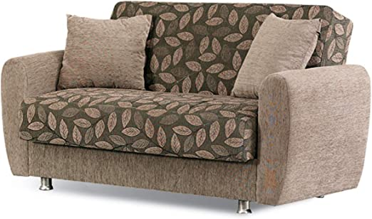 Amazon.com: BEYAN Chestnut 2016 Collection Living Room ...