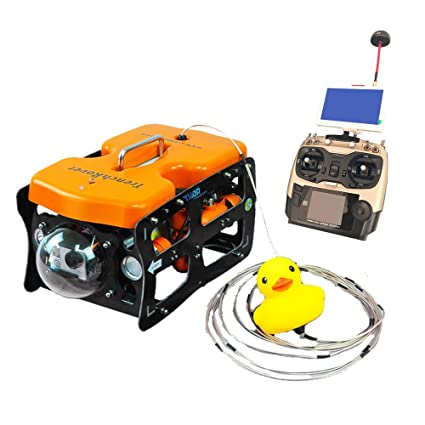 Amazon.com: thorrobotics Underwater Drone 110 Rov 2.4 G ...