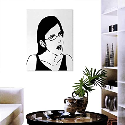 Humor Ready To Hang Home Decorations Wall Decor Girl Woman Face Meme  Unpleasant Regular Life Situation