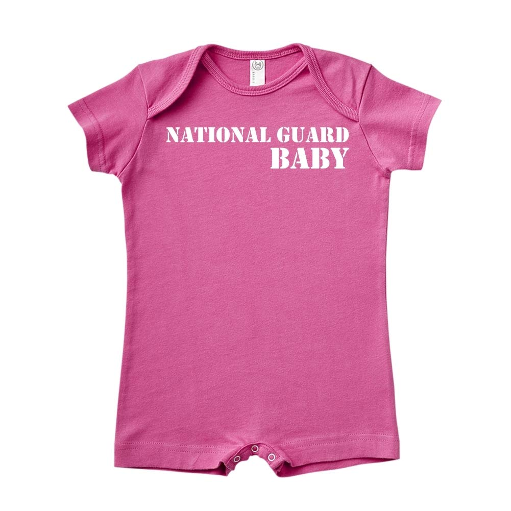 National Guard Baby Baby Romper