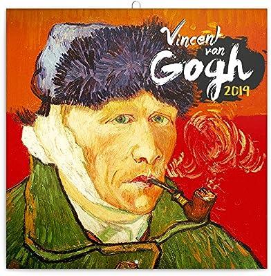 van gogh calendar calendars 2018 2019 wall calendar vincent van gogh wall calendar by presco group