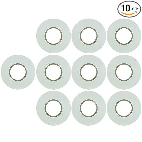 sunlite e178 white electrical tape 10 pack ten amazon Homemade Guitar Upgrades