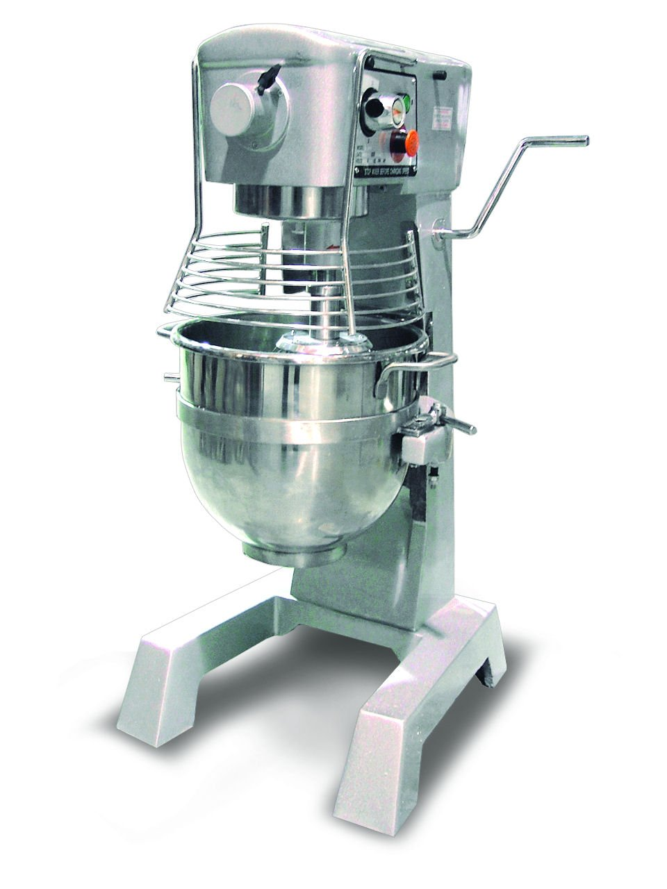 Fma Omcan Commercial 30 QT 2 HP Food Pizza Dough Bakery Mixer MX CN 0030 G  20442: Amazon.com: Industrial U0026 Scientific