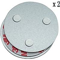 Hmtool Detector De Humo Magnético Herramienta De Instalación