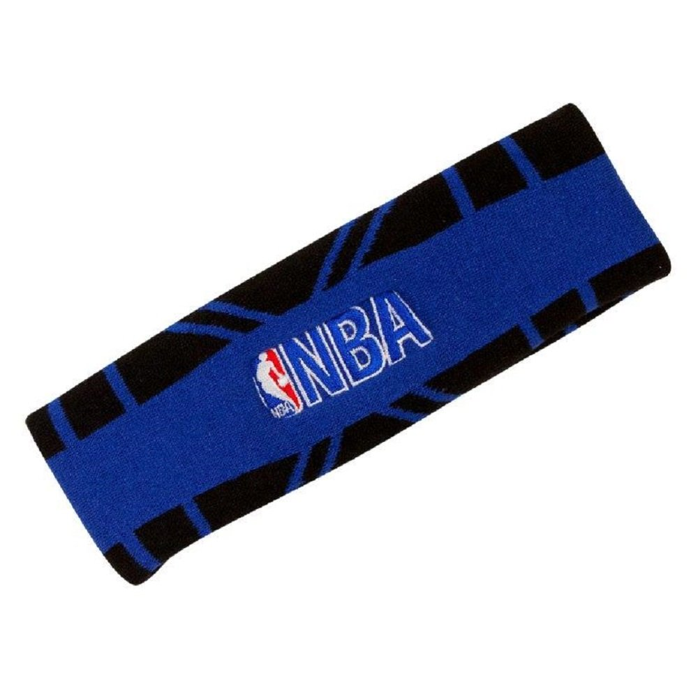 Amazon.com  NBA Logo And Woodmark Headband  Clothing 6305f3af903