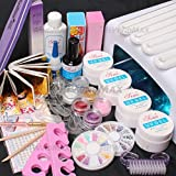 Nail Art Comb Set 3 minutes Timer 36W - Best Reviews Guide
