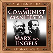 The Communist Manifesto Audiobook by Karl Marx, Friedrich Engels Narrated by Joe Geoffrey