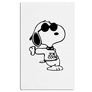 Popular Michael Dance Woodstock Snoopy Joe Cool toalla de playa toalla de baño toalla de útil: Amazon.es: Hogar