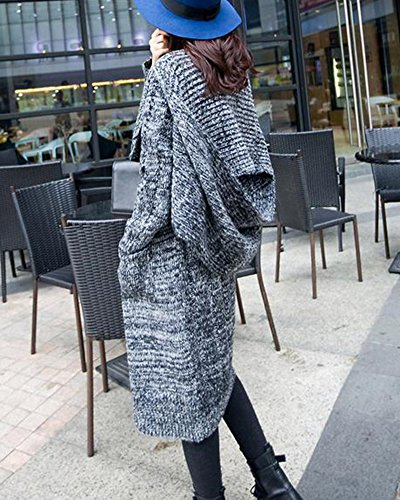 Tricot Ouvert Cardigan Casual Femme Casual Femme ypqIXTZ
