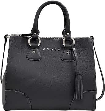 كروس حقيبة يد بحمالة للنساء , اسود - 14558-258-G-1