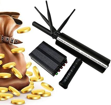 AKS Handhold Pro Metal//Gold//Gems Detector Remote 1200M Long Range Diamond Finder