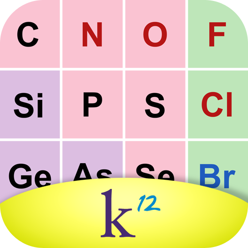Amazon k12 periodic table of the elements appstore for android urtaz Images