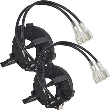 H7 - Adaptadores de bombillas LED para el haz principal ...