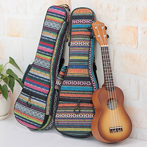 hot-seal-10mm-waterproof-durable-ethnic-ukulele-case-bag-with-storage-21in-bohemia-no2