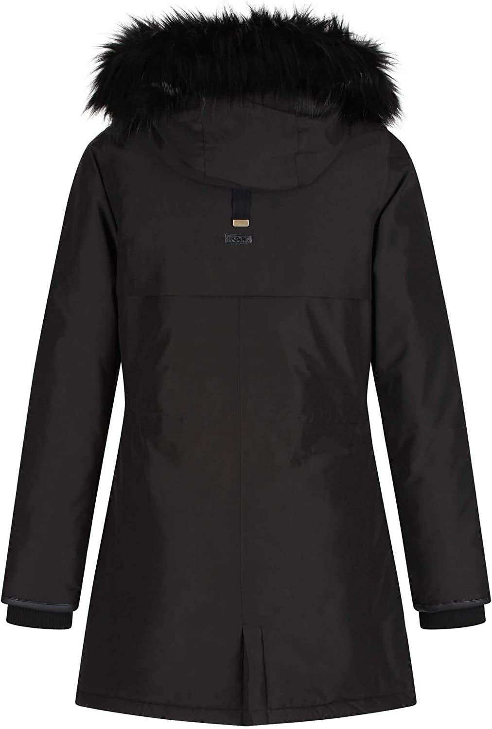 Regatta Womens Safiyya Waterproof /& Breathable Down-touch Insulated Faux Fur Hooded Winter Jacket