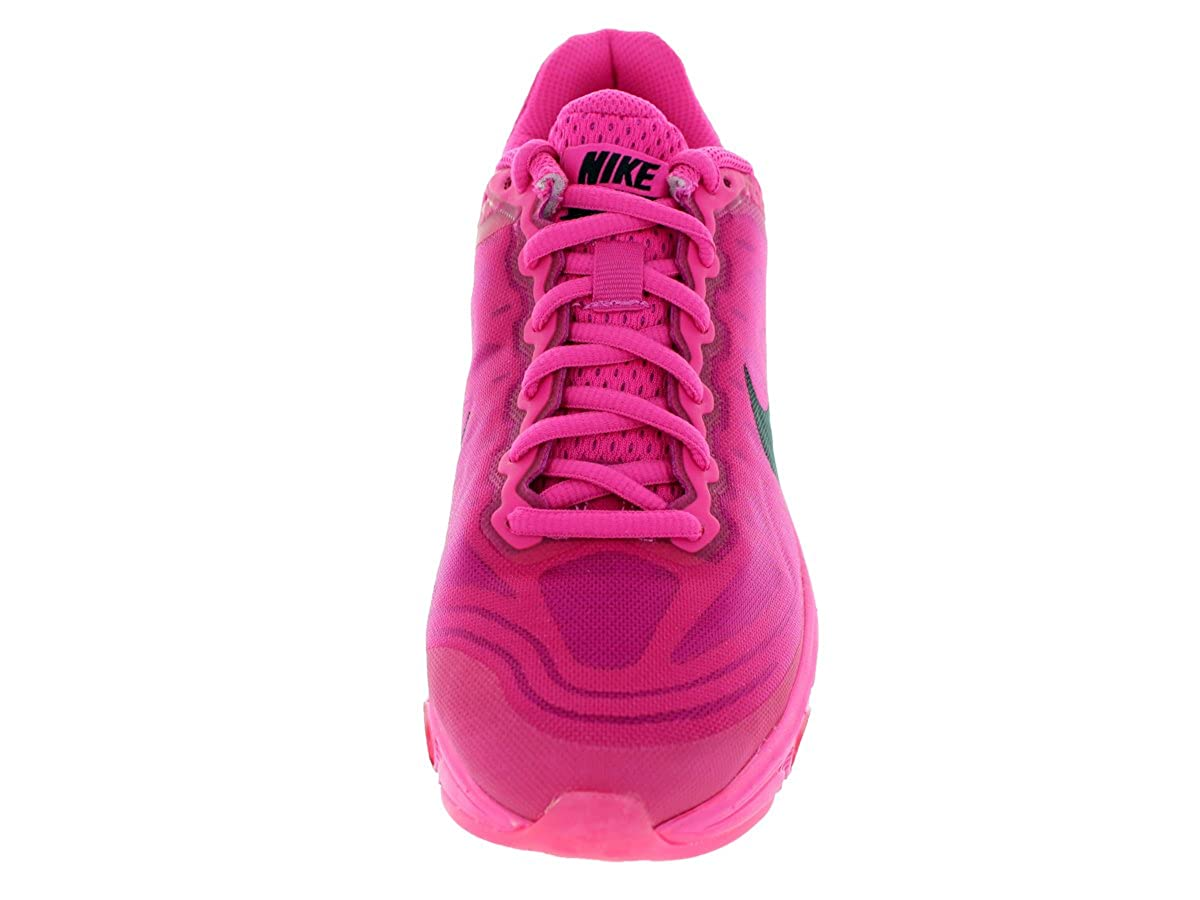 new concept 2b4d8 f666f Amazon.com  Nike Women s Air Max Tailwind 7 Pink Foil Blk Pnk Pw Fchs Flsh  Running Shoe 6 Women US  Sports   Outdoors