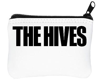 The Hives Logo Billetera con Cremallera Monedero Caratera ...