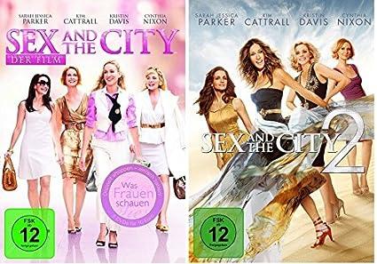 Sex And The City Teil 12 Dvd Set Die Kinofilme Amazonde Kim