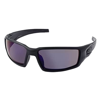 6a09138b4d4 Howard Leight by Honeywell Uvex Hypershock Anti-Glare Shooting Glasses with  Hardcoat Lens Coating