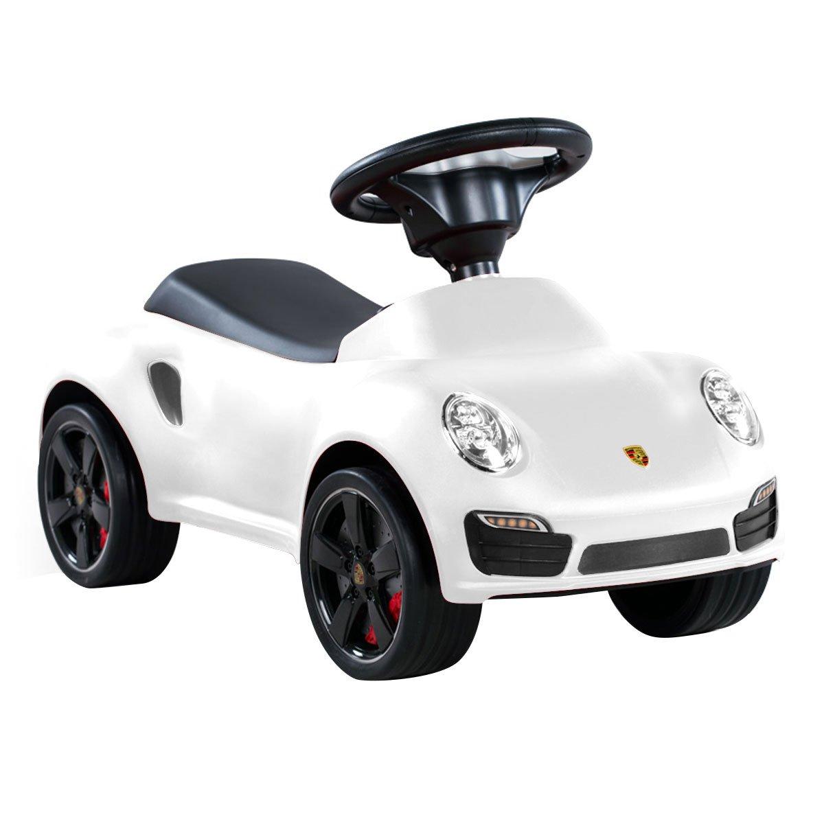 Bentley Kids - Porteur-Voiture Porsche 911 - Blanc