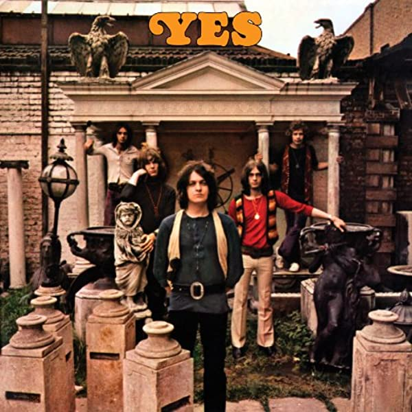 Yes Yes 180 Gram Audiophile Vinyl 45th Anniversary Limited Edition Music