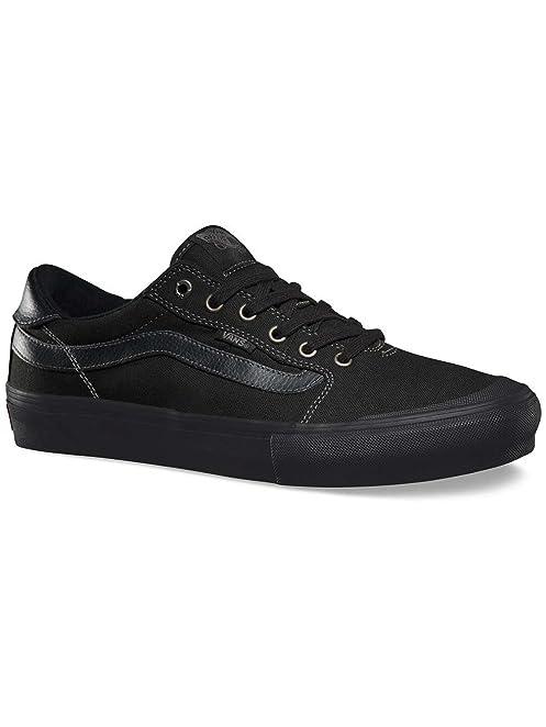 Vans Style 112 Pro (Blackout) Mens Skate Shoes-7