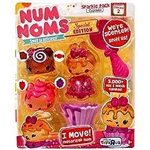 Num Noms Series 2- Special Edition Exclusive - Sparkle Pack Cupcake