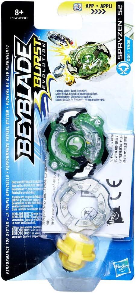 Bey Blade - Peonza Spryzen S2 (Hasbro E1048ES0)