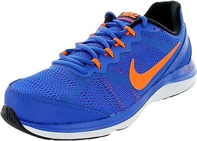 Nike Dual Fusion Run 3, Zapatillas de Running para Hombre, Azul ...