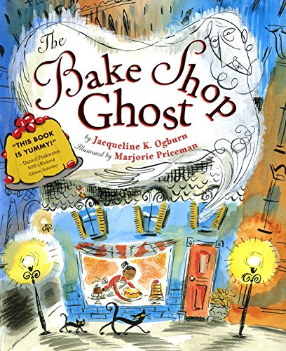 - The Bake Shop Ghost