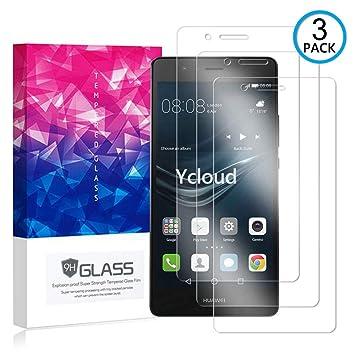 Ycloud [3 Pack] Protector de Pantalla para Huawei P9 Lite (5.2 ...