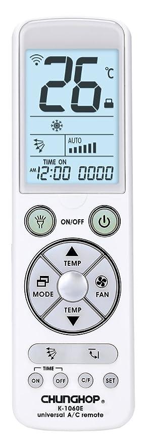 Amazon.com: Universal A/C Remote For Sanyo,York,Trane ...