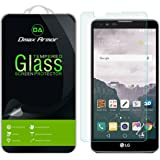 LG Stylo 2 Screen Protector, Dmax Armor [Tempered Glass] 0.3mm 9H Hardness, Anti-Scratch, Anti-Fingerprint, Bubble Free, Ultra-clear