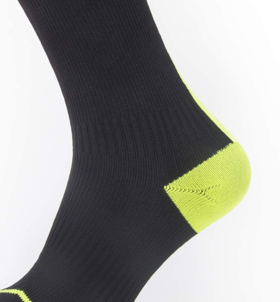 SEALSKINZ Waterproof All Weather Mid Length Sock with Hydrostop Cuff