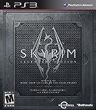 Elder Scrolls V: Skyrim - PlayStation 3 - Legendary Edition