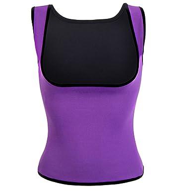 Hot Neoprene Slimming Waist TrainerVest Women Shapers,Pink,S