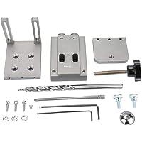 Sterke Pocket Hole Jig Kit, Mini Stijl Pocket Hole Jig Kit Voor Hout Werken Stap Boor Set, Duurzaam Hole Puncher jig kit