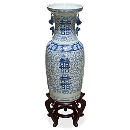 Amazon Chinafurnitureonline Porcelain Jar Vintage Hand Painted