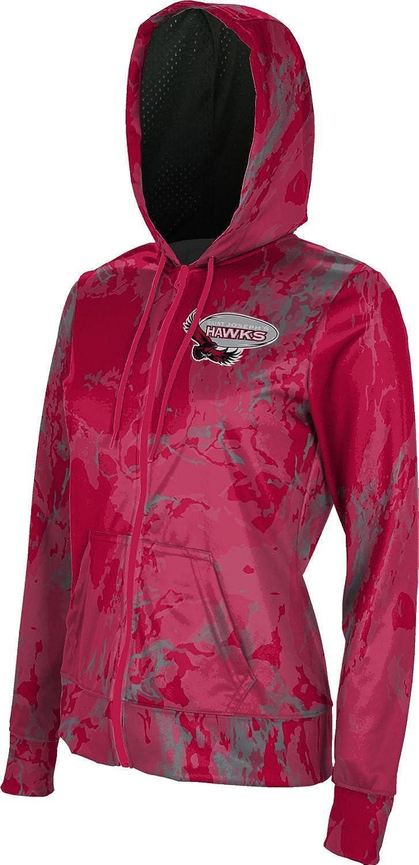 ProSphere Saint Josephs University Girls Zipper Hoodie School Spirit Sweatshirt Marble