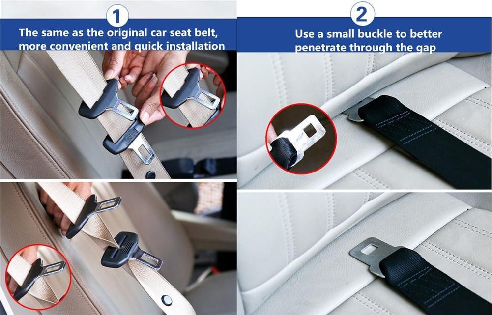 Baisde Mutterschaft Car Seat G/ürtel Adjuster Comfort Safety Sicherheitsgurte f/ür M/ütter Belly