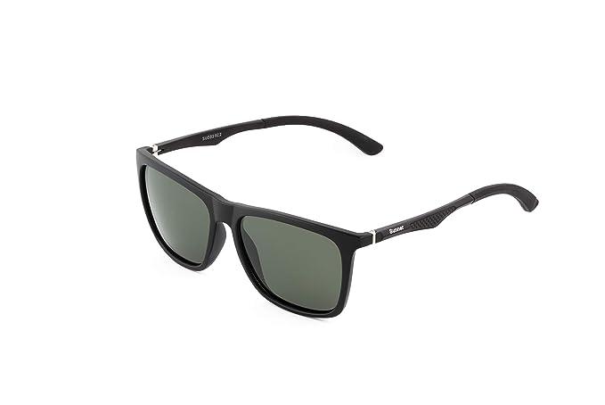 Gafas de Sol Deportivas Para Hombre y Mujer Sunner SUL0326 Protección UV400 Lentes Polarizadas Montura Ligera