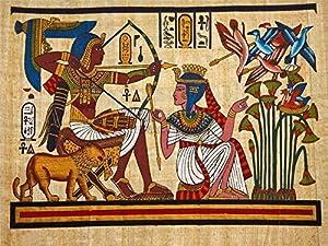 Amazon Com Mp Painting Ancient Egyptian Mural Pharaoh