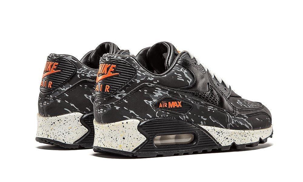 more photos bd85d d284c Nike Air Max 90  Atmos  - 333888-024 Black Size  6.5 UK  Amazon.co.uk  Shoes    Bags